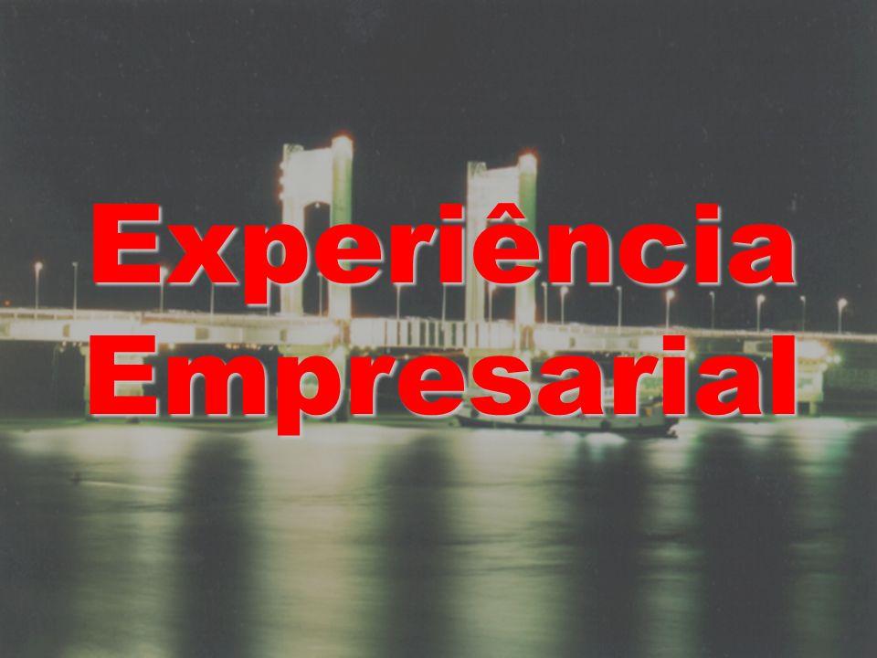 Experiência Empresarial