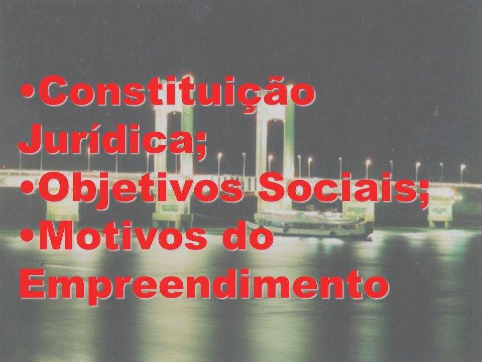 Constituição Jurídica;