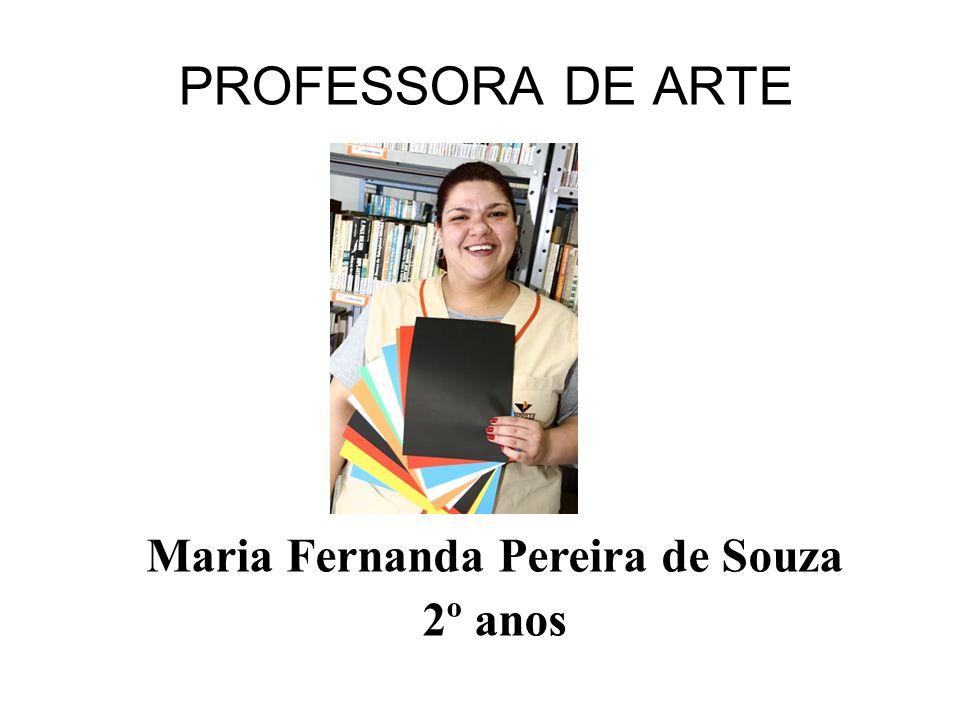Maria Fernanda Pereira de Souza
