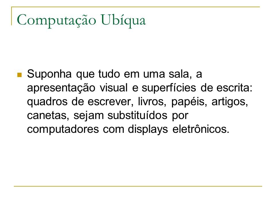 Computação Ubíqua