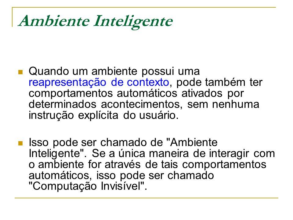 Ambiente Inteligente