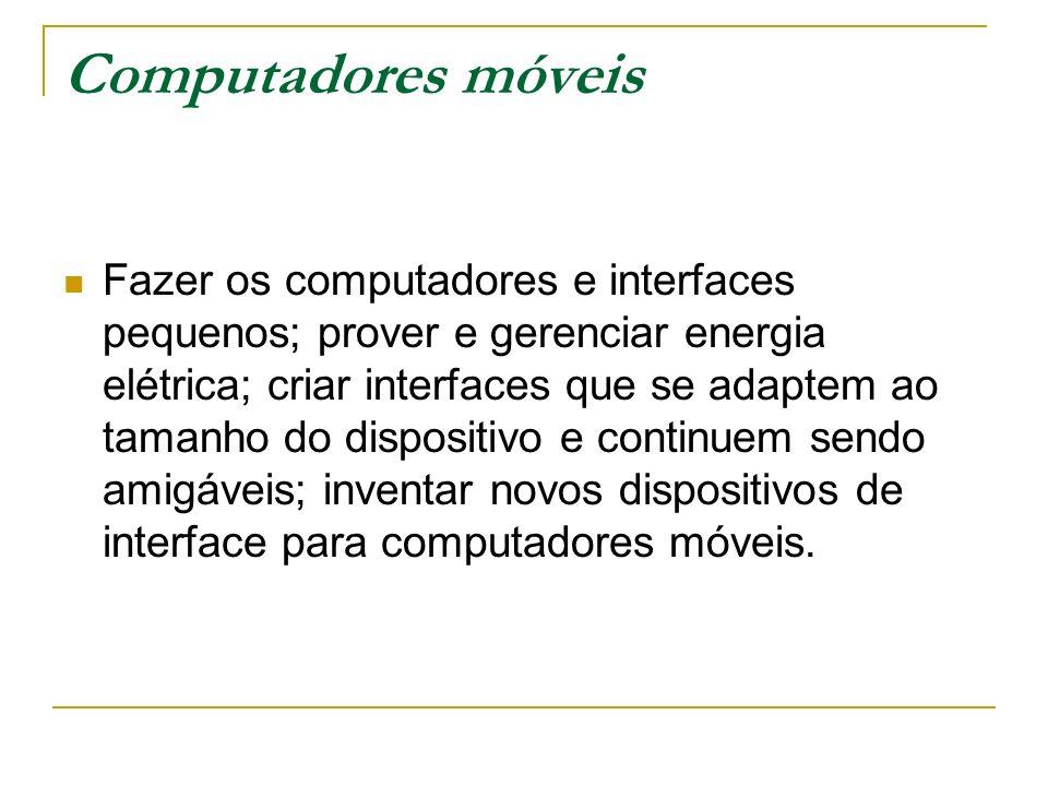 Computadores móveis
