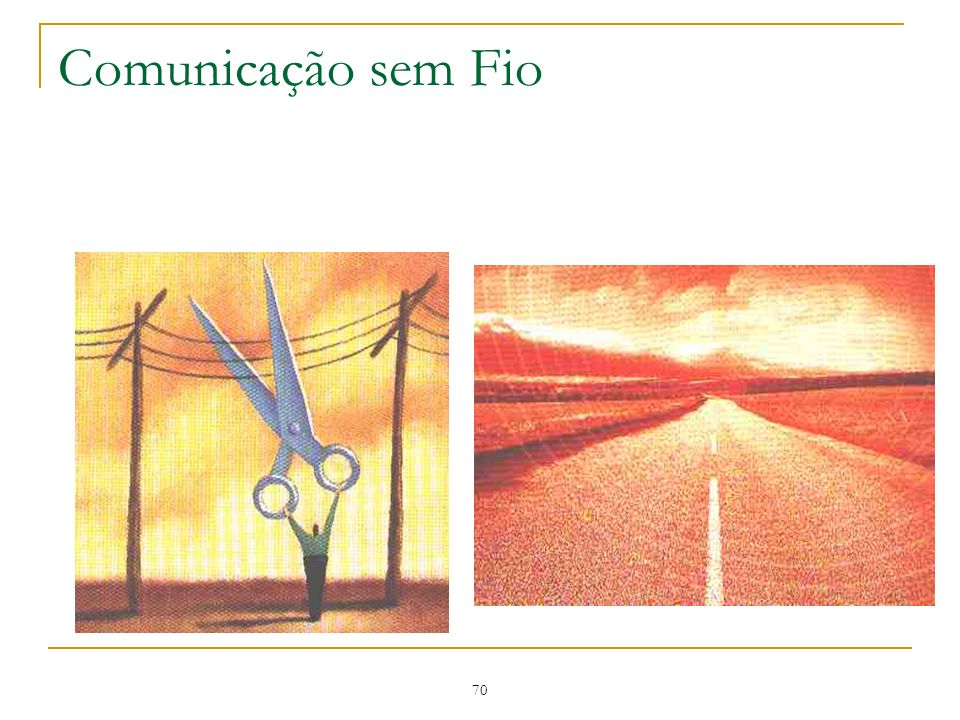 Comunicação sem Fio
