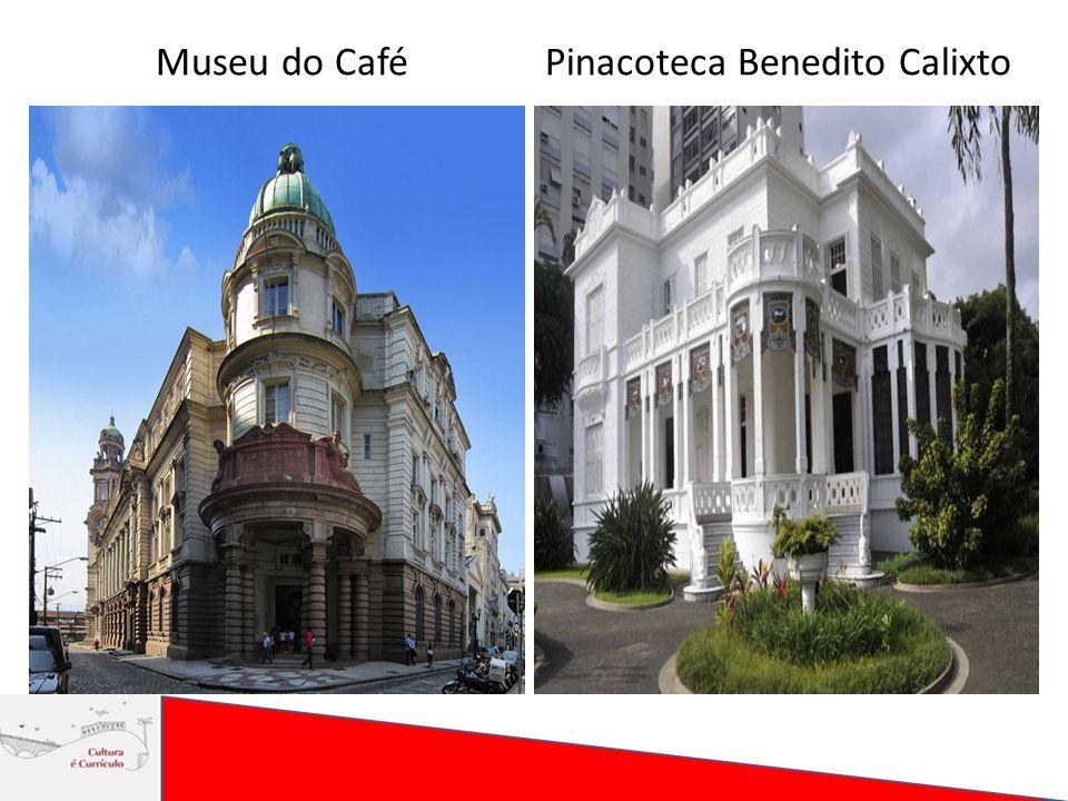 Museu do Café Pinacoteca Benedito Calixto