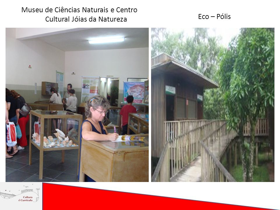 Museu de Ciências Naturais e Centro Cultural Jóias da Natureza