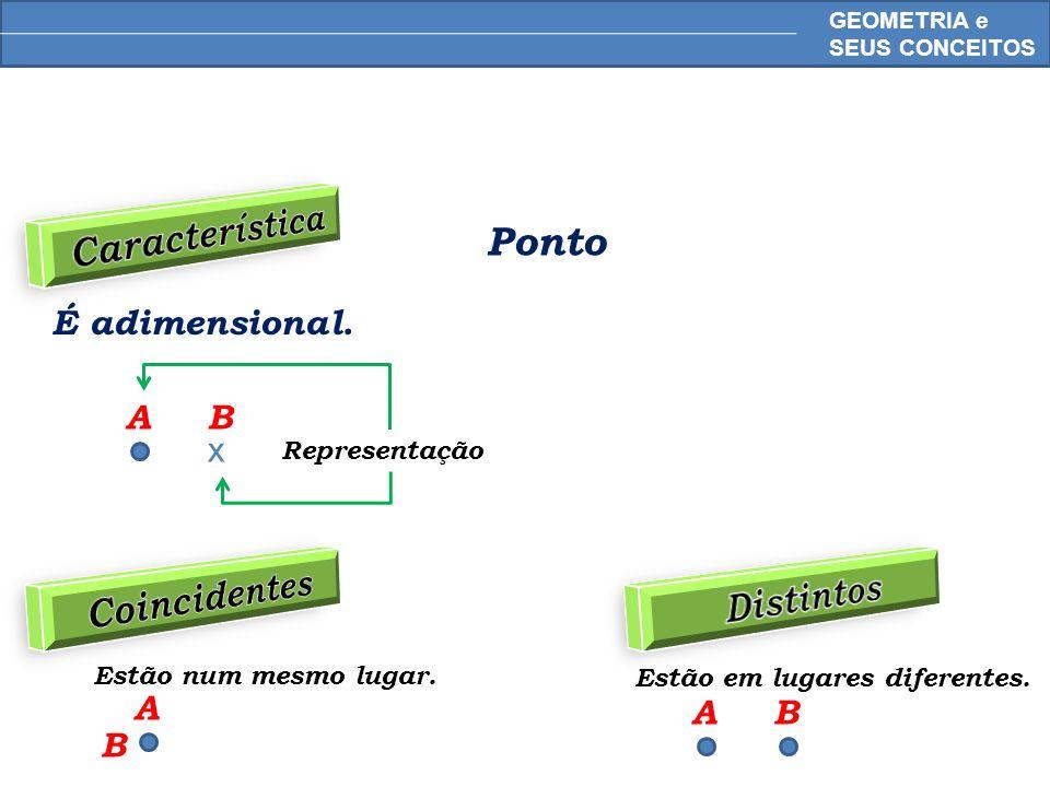 Característica Coincidentes Distintos