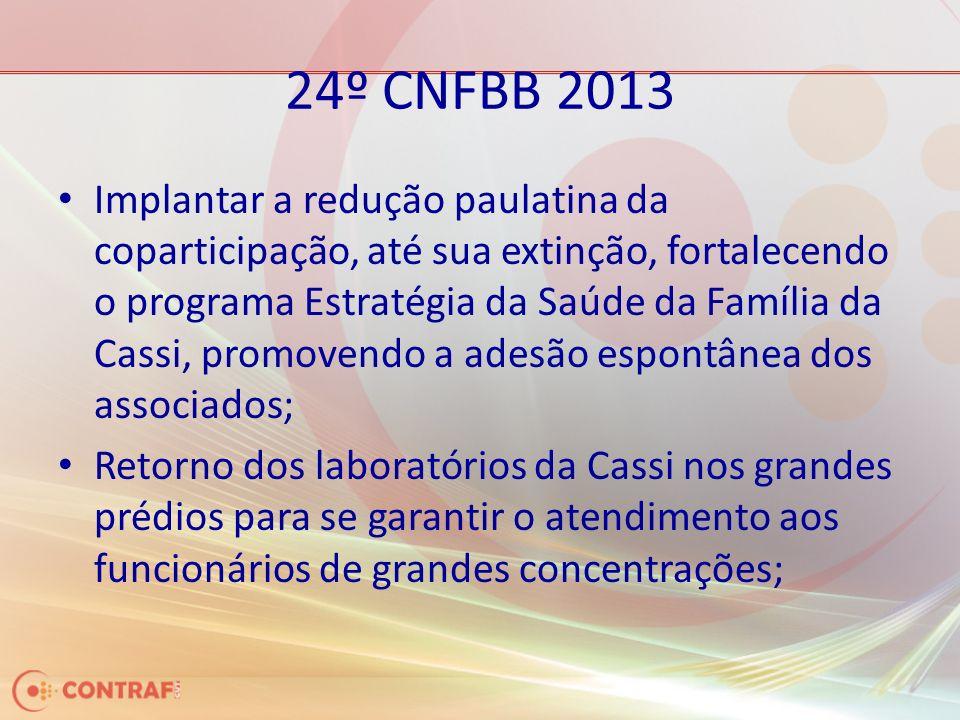 24º CNFBB 2013