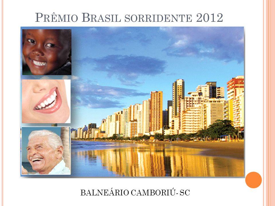 Prêmio Brasil sorridente 2012