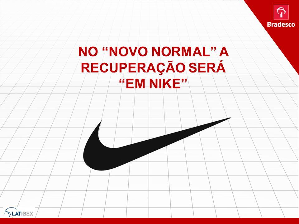 NO NOVO NORMAL A RECUPERAÇÃO SERÁ