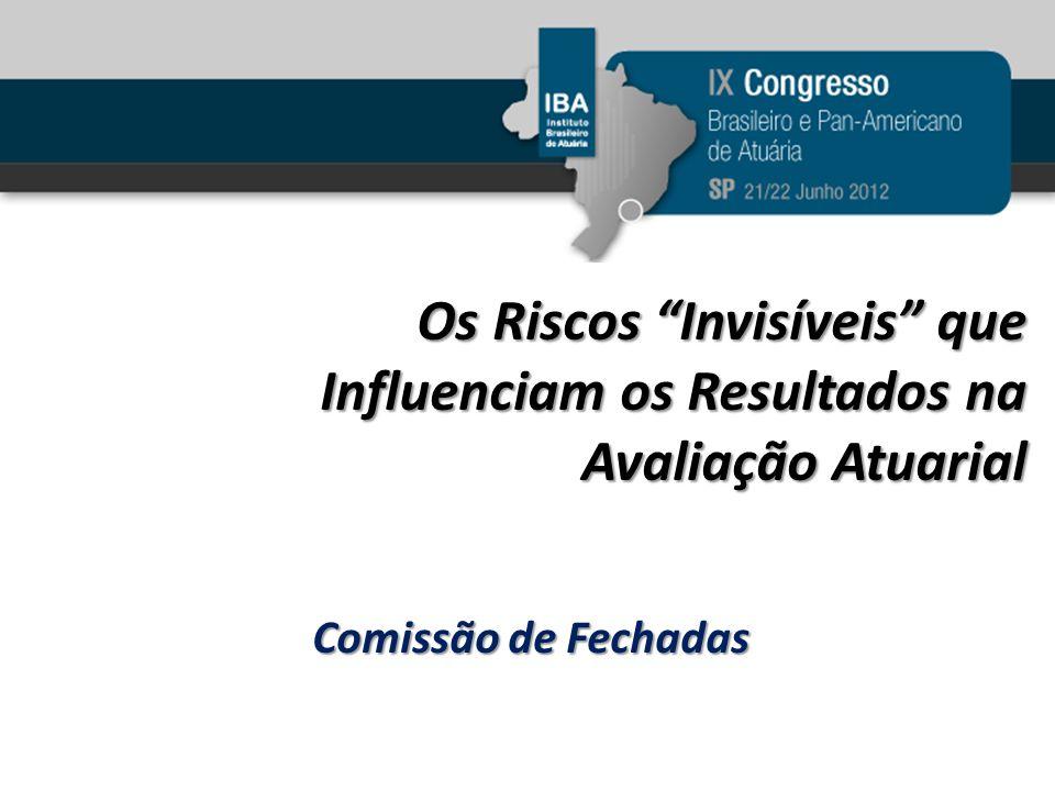 Os Riscos Invisíveis que Influenciam os Resultados na Avaliação Atuarial