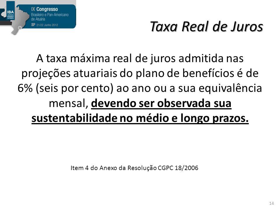 Item 4 do Anexo da Resolução CGPC 18/2006