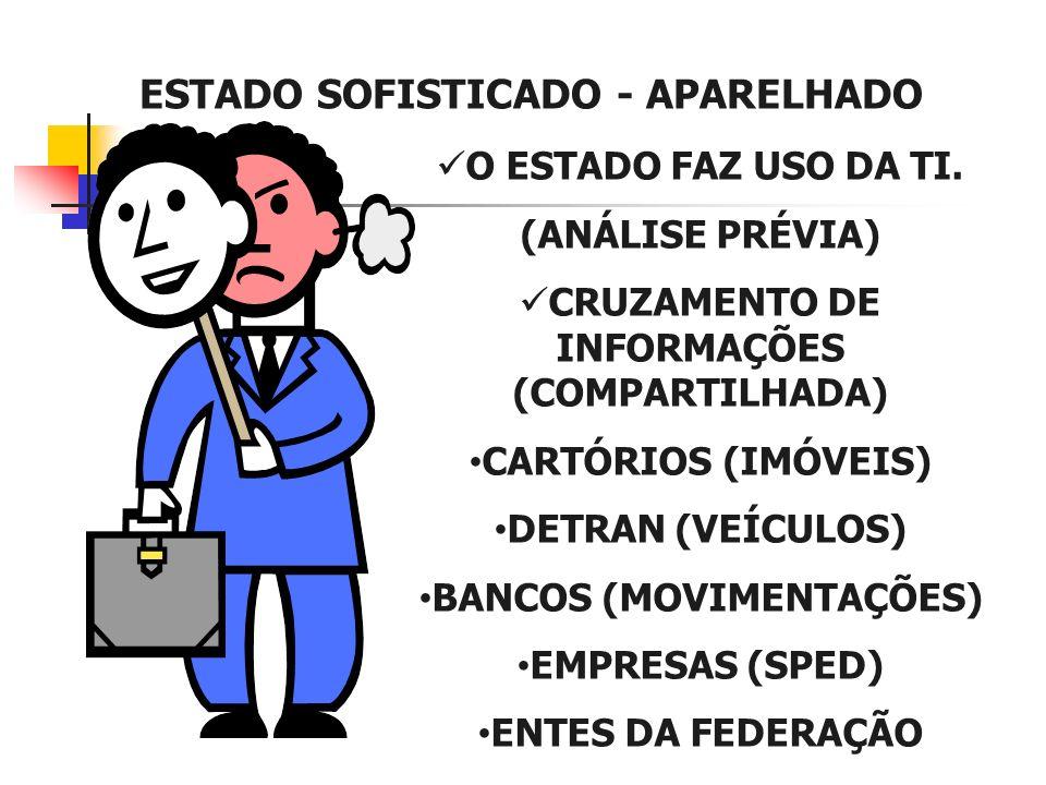 ESTADO SOFISTICADO - APARELHADO
