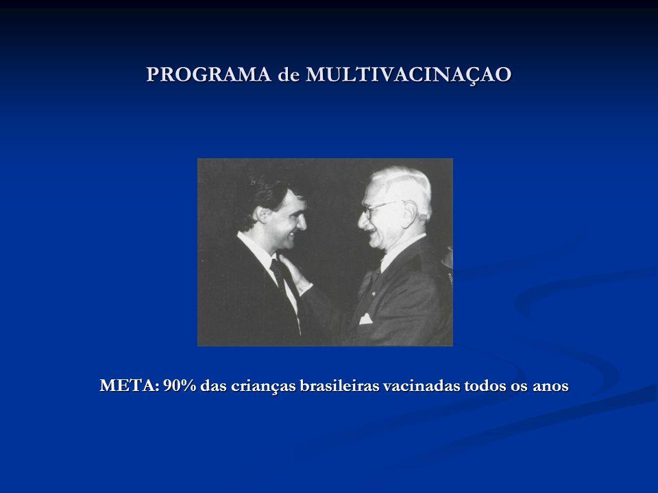 PROGRAMA de MULTIVACINAÇAO