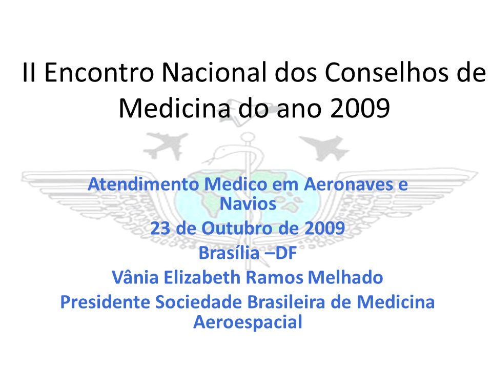 II Encontro Nacional dos Conselhos de Medicina do ano 2009