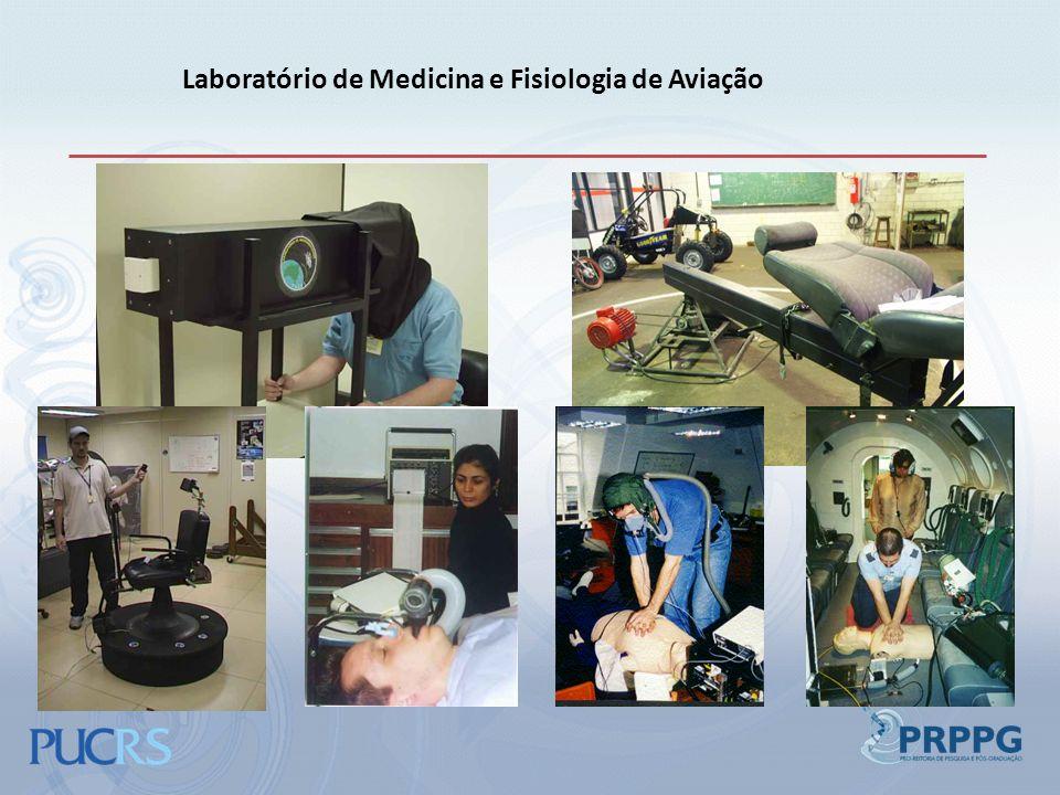 Laboratório de Medicina e Fisiologia de Aviação