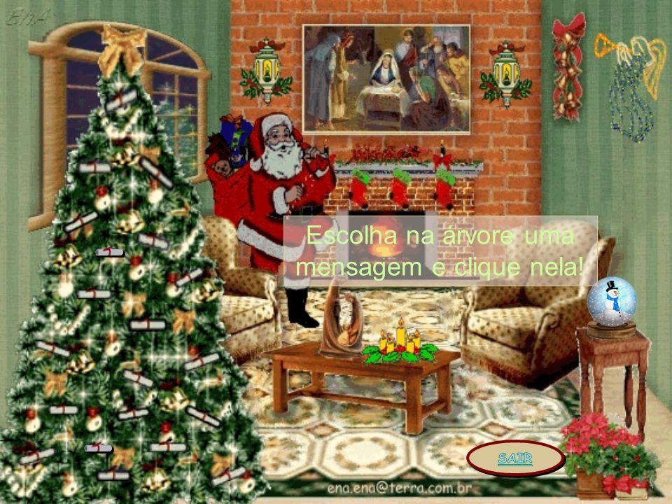 Escolha na árvore uma mensagem e clique nela!