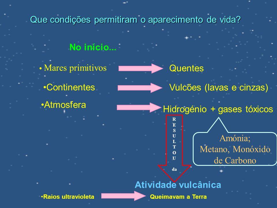 Metano, Monóxido de Carbono