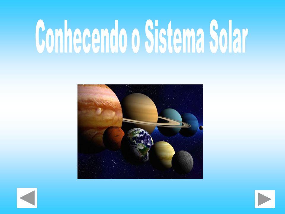 Conhecendo o Sistema Solar