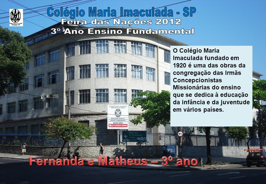 Fernanda e Matheus – 3º ano