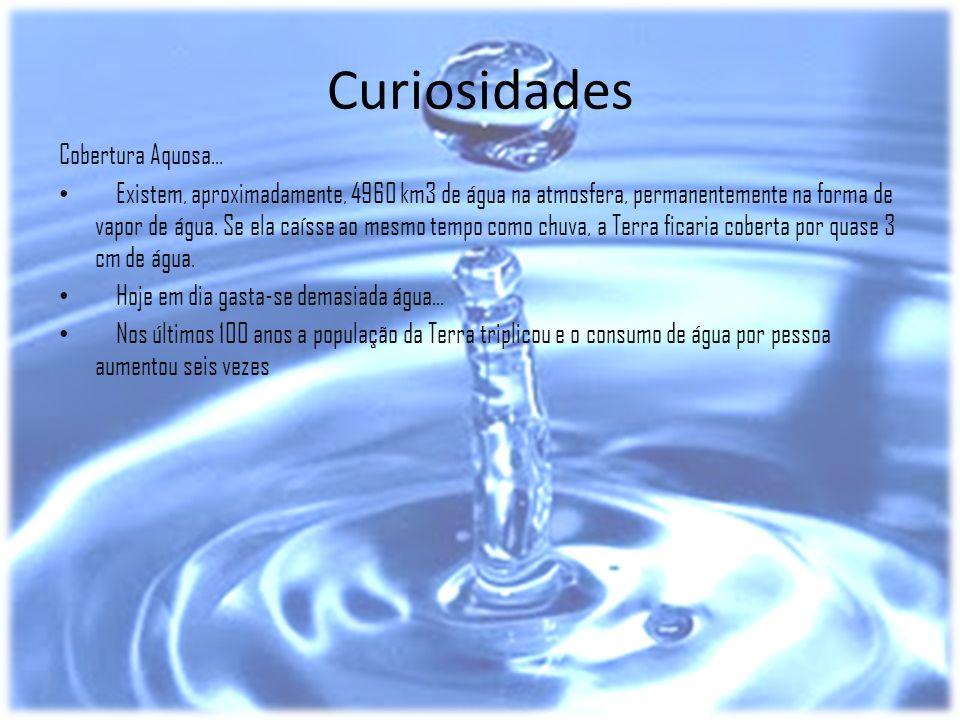 Curiosidades Cobertura Aquosa...