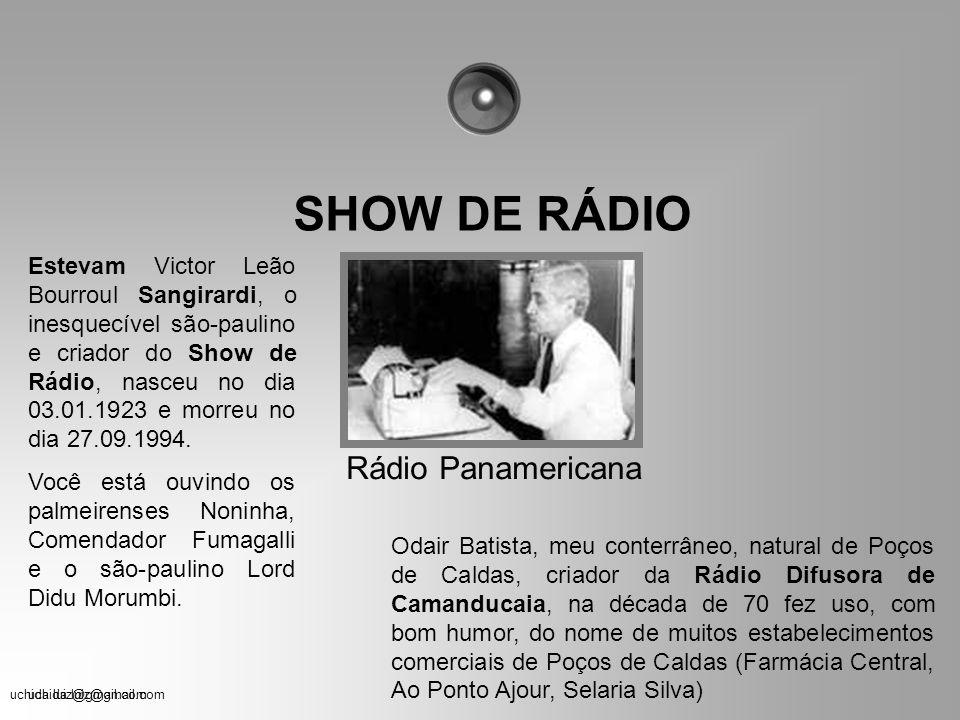 SHOW DE RÁDIO Rádio Panamericana
