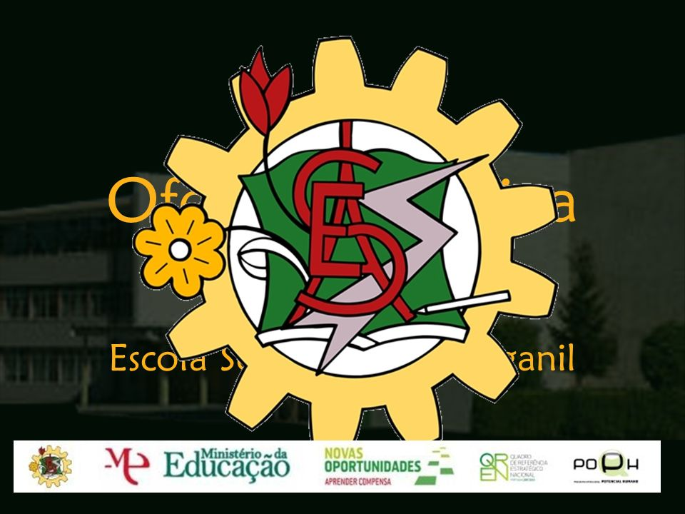 Oferta Formativa Ano Lectivo 2009/10