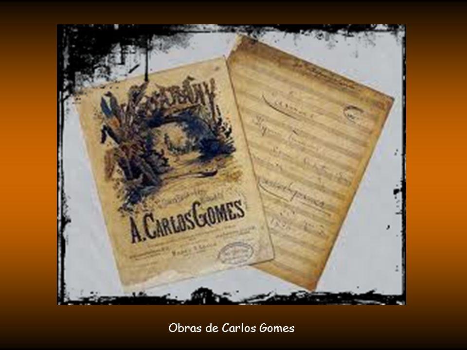Obras de Carlos Gomes
