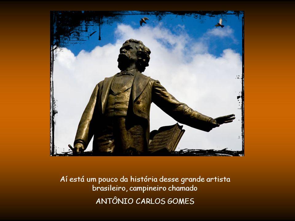 Aí está um pouco da história desse grande artista brasileiro, campineiro chamado