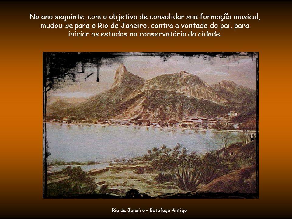 Rio de Janeiro – Botafogo Antigo