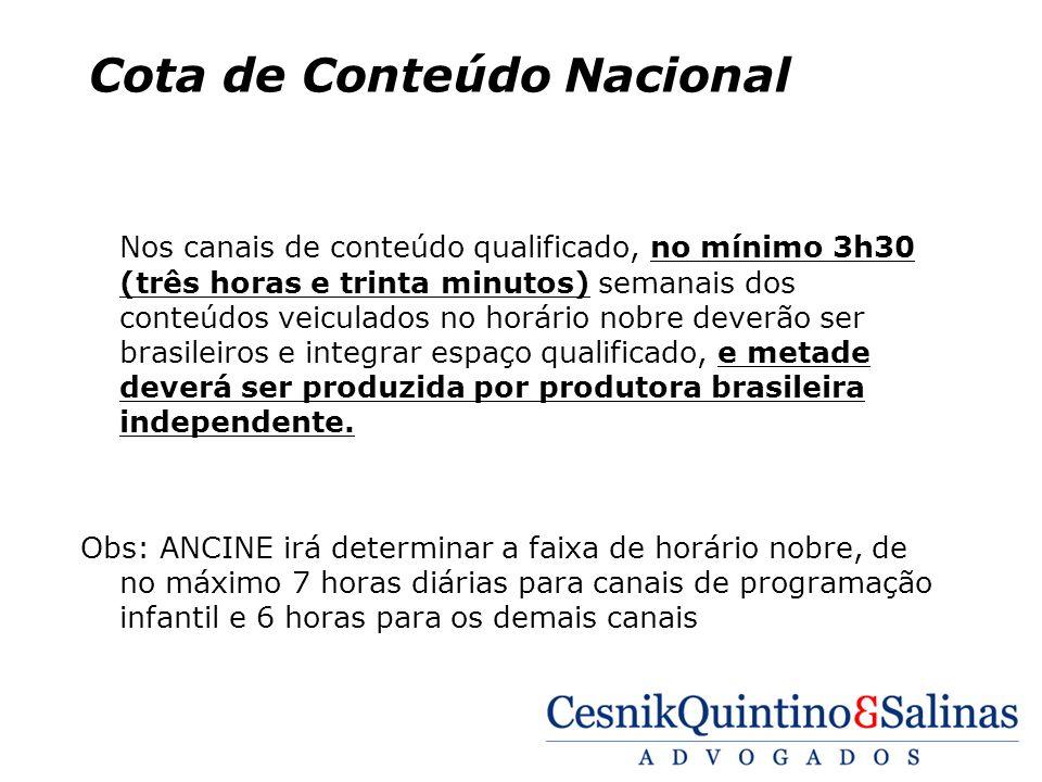 Cota de Conteúdo Nacional