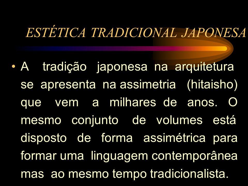 ESTÉTICA TRADICIONAL JAPONESA