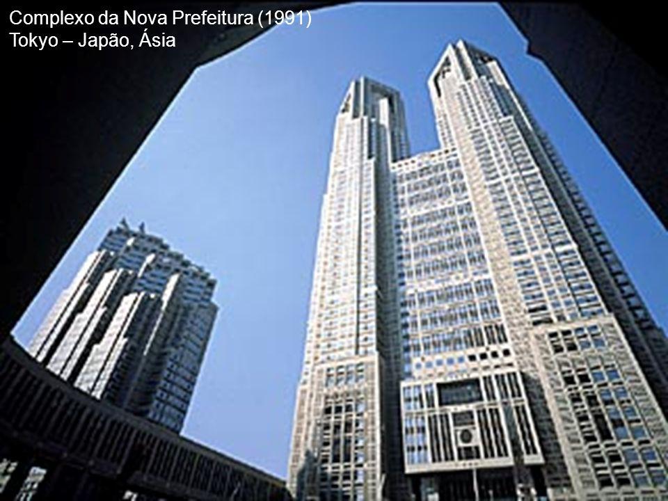 Complexo da Nova Prefeitura (1991)