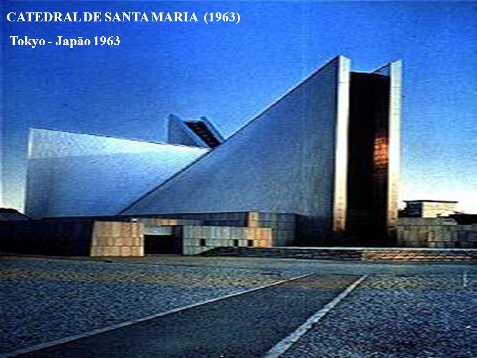 CATEDRAL DE SANTA MARIA (1963)