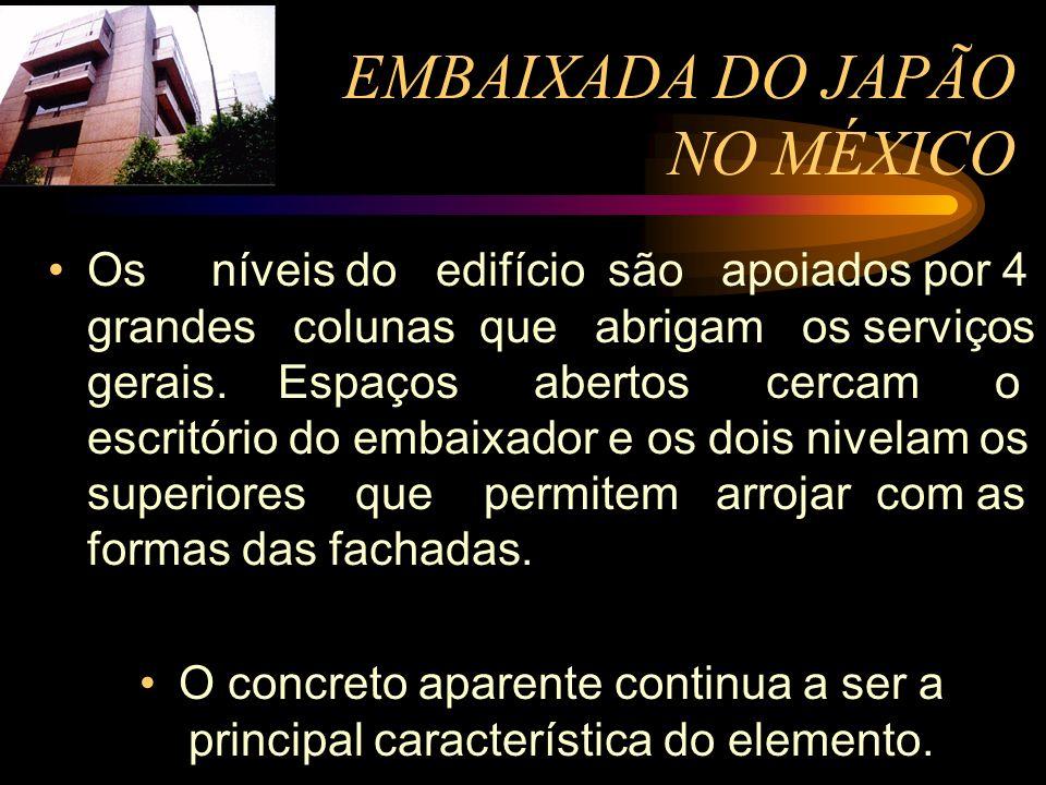 EMBAIXADA DO JAPÃO NO MÉXICO