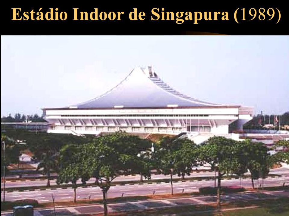 Estádio Indoor de Singapura (1989)