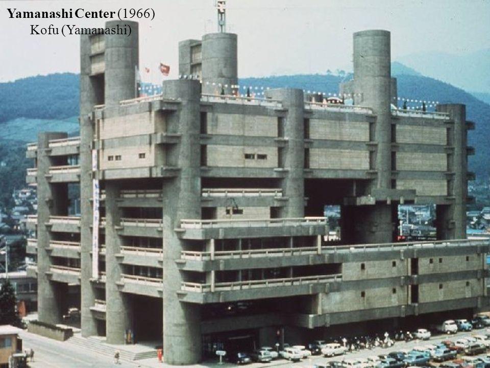 Yamanashi Center (1966) Kofu (Yamanashi)