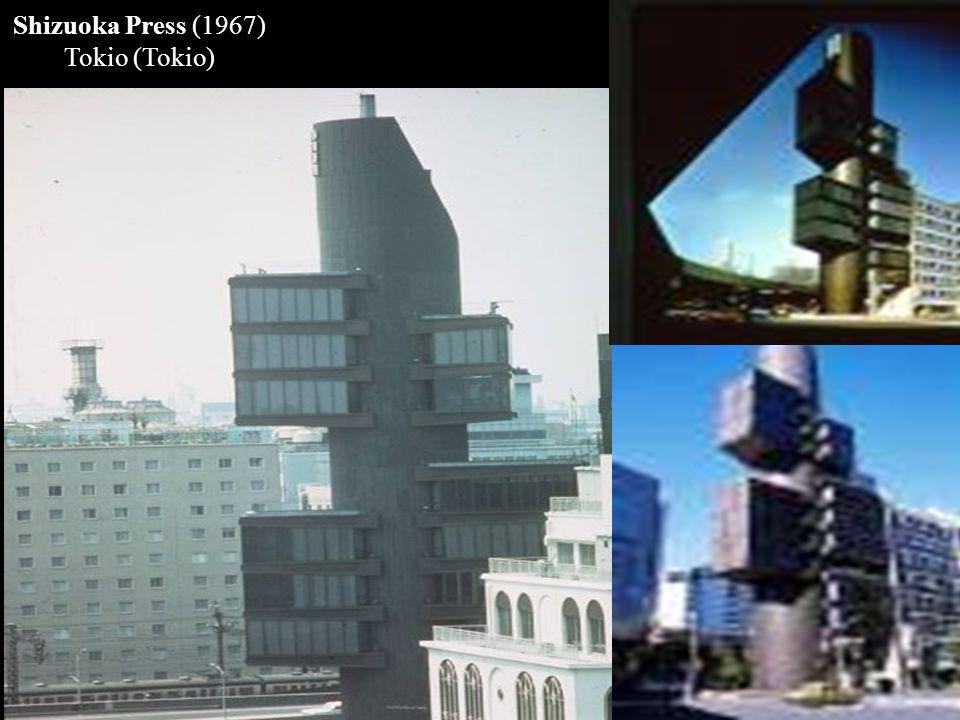 Shizuoka Press (1967) Tokio (Tokio)