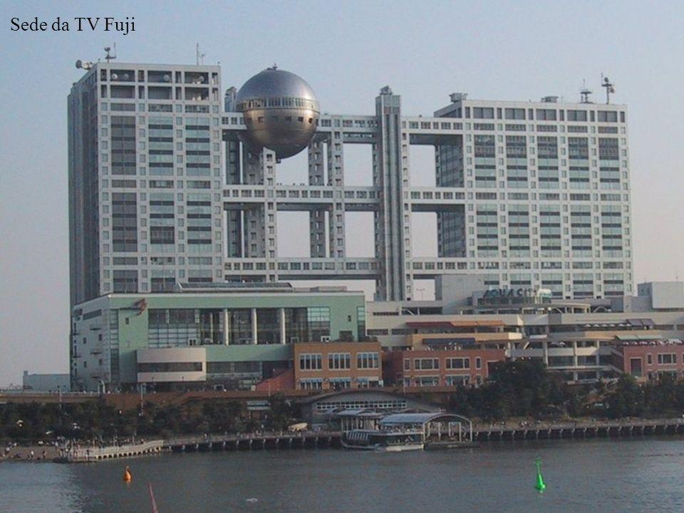 Sede da TV Fuji