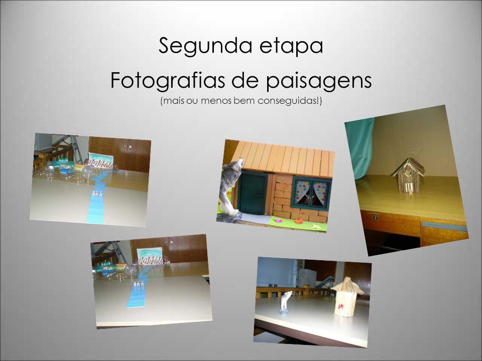 Fotografias de paisagens