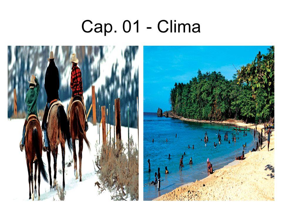 Cap. 01 - Clima