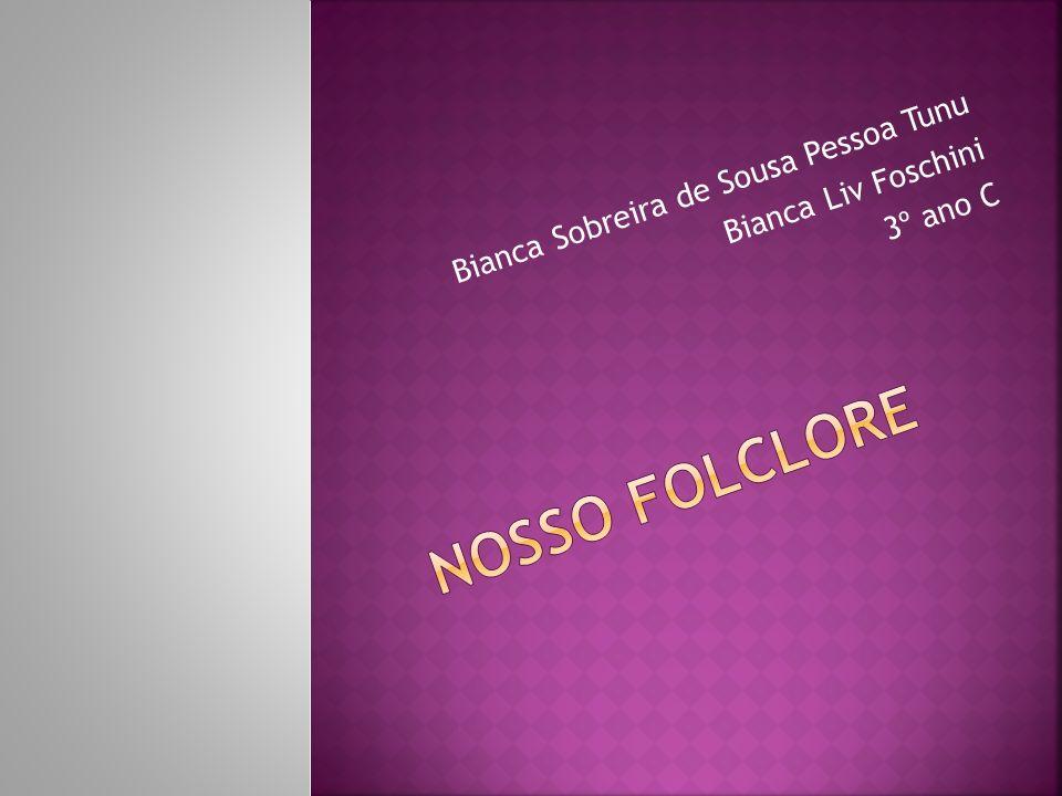 Bianca Sobreira de Sousa Pessoa Tunu Bianca Liv Foschini 3º ano C