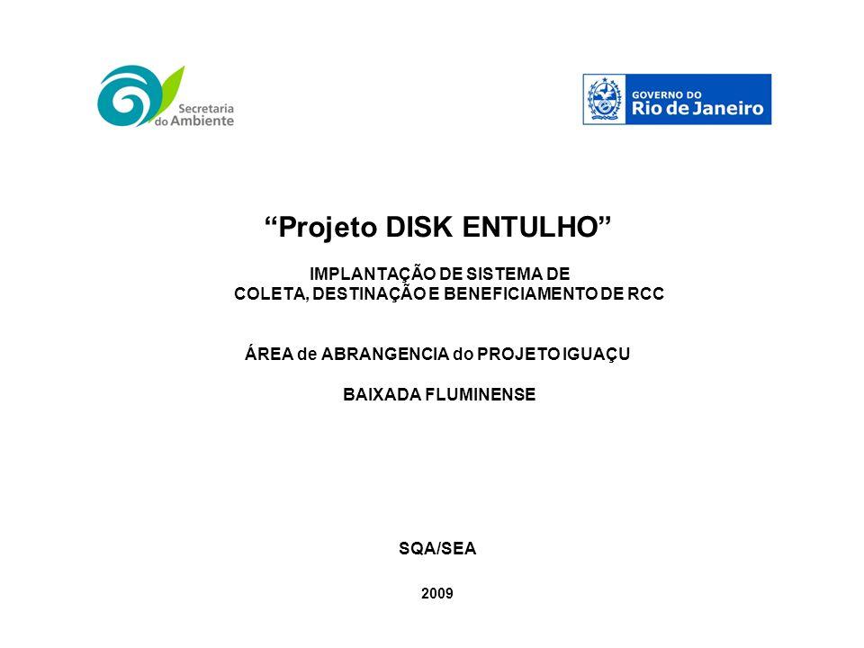 Projeto DISK ENTULHO