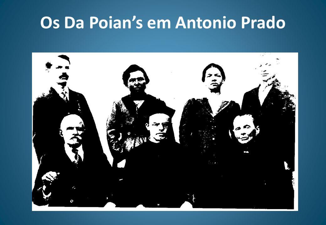 Os Da Poian's em Antonio Prado