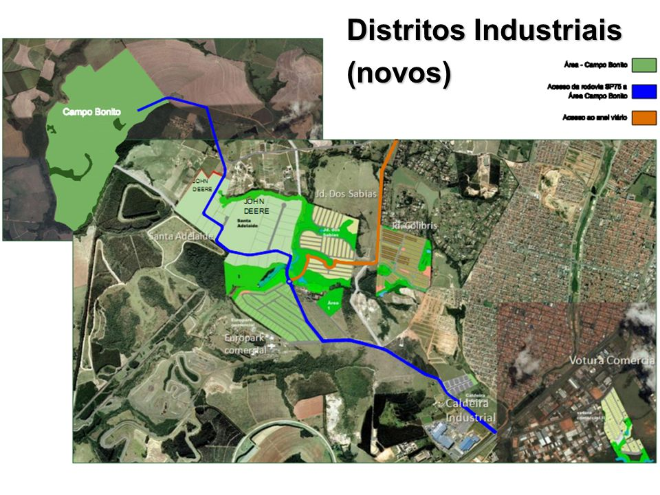Distritos Industriais