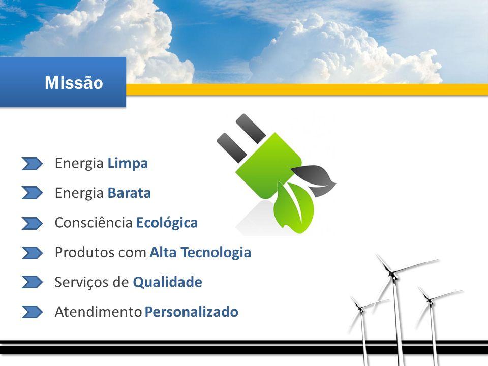 Missão Energia Limpa Energia Barata Consciência Ecológica