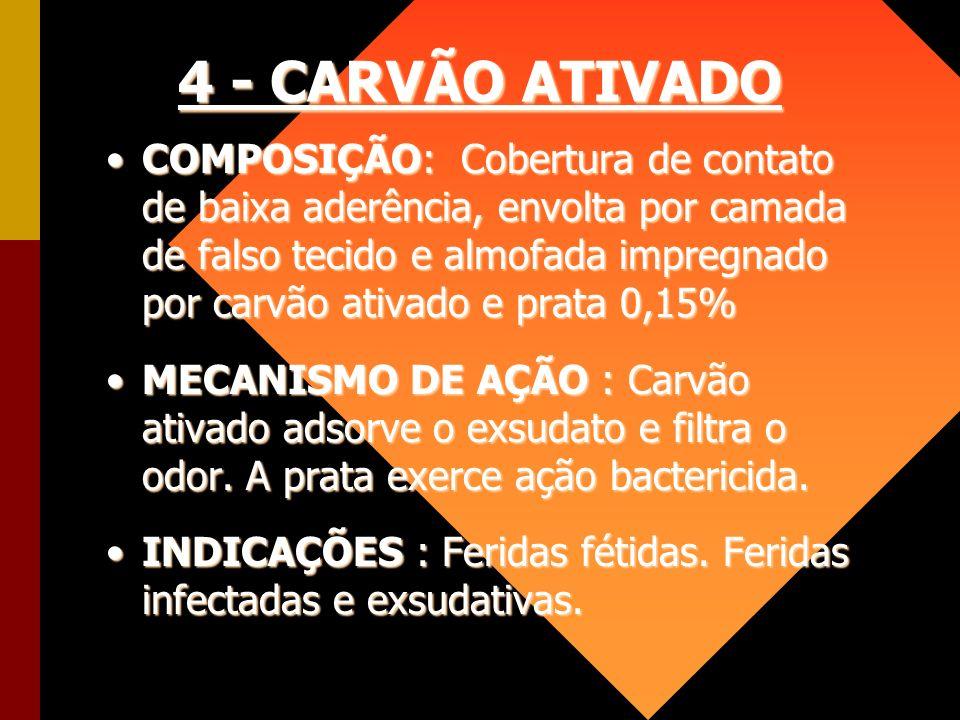 4 - CARVÃO ATIVADO
