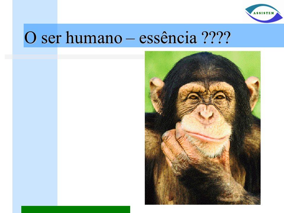 O ser humano – essência