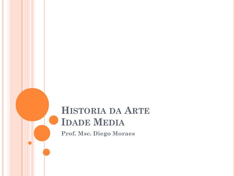 Historia da Arte Idade Media