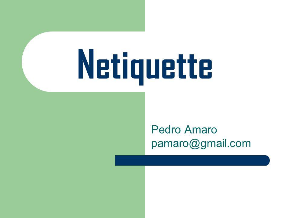 Pedro Amaro pamaro@gmail.com