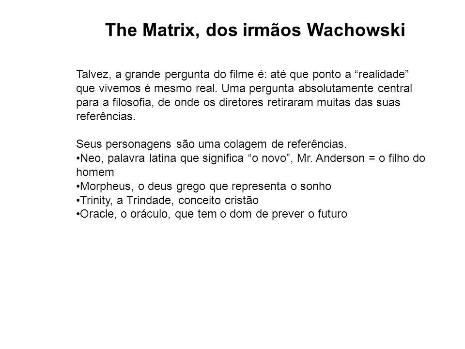 The Matrix, dos irmãos Wachowski